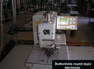 Durkopp Adler 0579 99 0001 Automatic machine