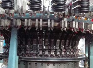Jumberca SJE-2L Circular knitting machine