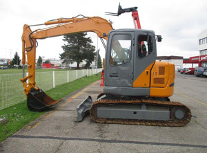 Case CX75 SR Excavator / Bulldozer / Loaders