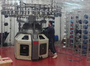 Okrouhlý pletací stroj Camber Quattro II E/S