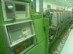 Schlafhorst 238 TYPE E Spinning machine