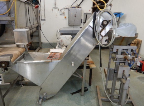 Silmak 1997 complete line for potato exapro - Machine a eplucher les chataignes ...