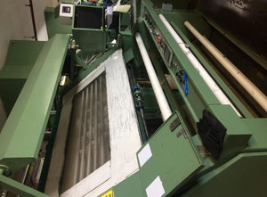 Guven Celik  Unrolling & inspection machine