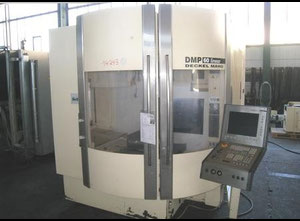 6x DECKEL MAHO DMG DMP 60 Linear Machining center - high-speed (18000+ rpm)