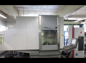DECKEL MAHO DMU 70 eVolution Machining center - 5 axis