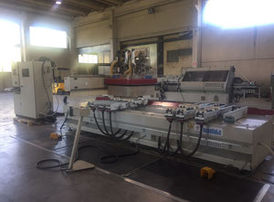 Busellato Jet 1250 Wood CNC machining centre