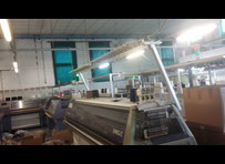 Used Shima Seiki swg 203 x Flat knitting machine
