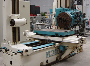 Pegariberica 80 Table type boring machine