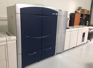 Prensa digital Xerox 1000