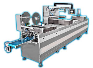 Crea  Thermoforming - Form, Fill and Seal Line