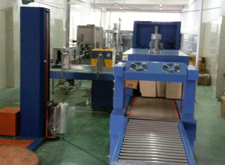 Senio Machinery Automatic Shrink Packing P70523055