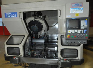 Brother TC 321 Automatic/ CNC turret drilling machine
