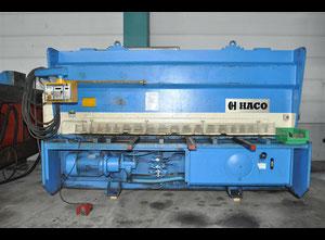 Cizalla guillotina hidráulica Haco HSL 3016