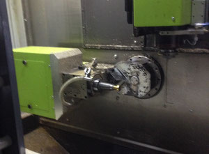 Benzinger 5@work Machining center - 5 axis