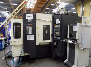 Makino A55 - A40 Machining center - horizontal