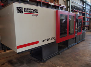 Ferromatik Milacron K TEC-200 Injection moulding machine