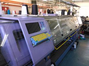 Stoll CMS 400 & ANVH-BL Плосковязальная машина