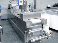 Ulma TF-Optima Thermoforming - Form, Fill and Seal Line
