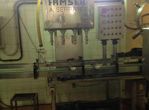 A.Serrano Famser Filling machine - Various equipment