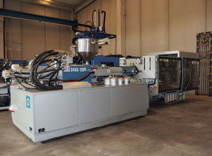 BMB KW 35 PI Injection moulding machine