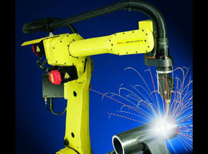 Fanuc ARC MATE 120iB Welding machine