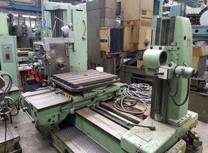 Tos Varnsdorf WH 63 Table type boring machine CNC