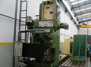 Zayer 8000 CM milling machine