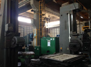Collet & Engelhard BFf 115 Table type boring machine, including DRO