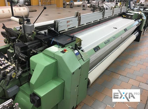 Used Sulzer P7250 Projectile loom