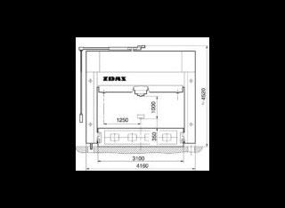 Žďas CDN 400 B2 P70529029