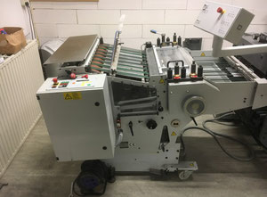 Heidelberg KH66/4KL folding machine