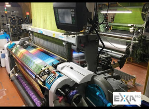 Used Vametex LEONARDO Loom with jacquard