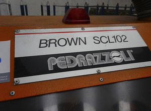 Pedrazzoli SCL 102 /4500 saw for metal - other