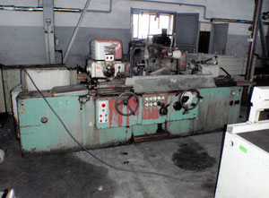 Tos Hostivař BUA 31/1000 Cylindrical external / internal grinding machine