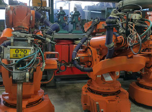 ABB IRB 6400 M 98 Industrial Robot