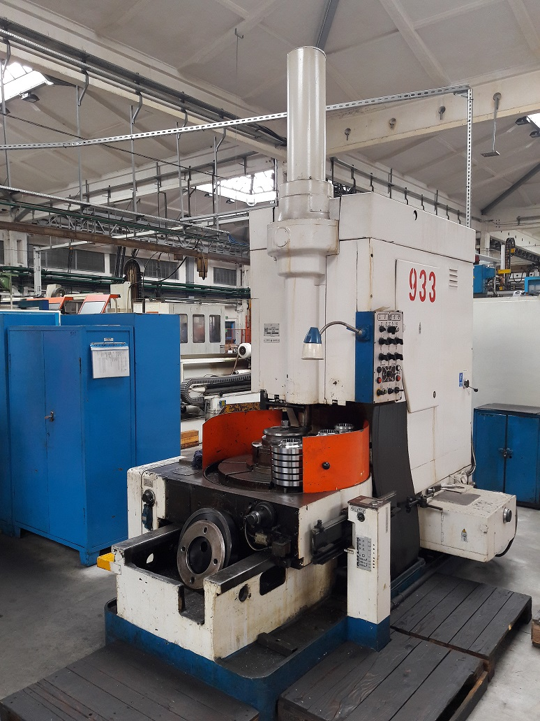 Used Stanko 5M150 Gear Shaper - Exapro