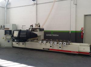 Morbidelli AUTHOR 600L, CE Wood CNC machining centre