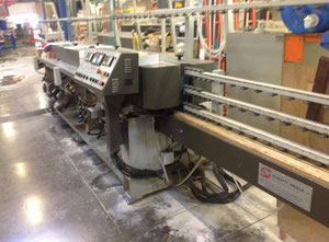 Used Schiatti FPS 50M2 Glass bevelling machine