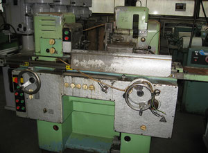 TOS BUA 20 Cylindrical centreless grinding machine