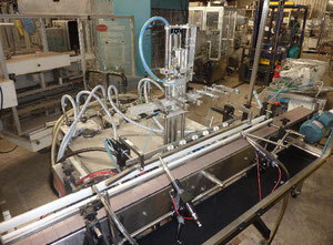 Universal PM MK2 PT4 Filling machine - Various equipment