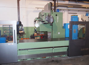 Zayer KF-3000 CNC Fräsmaschine Vertikal