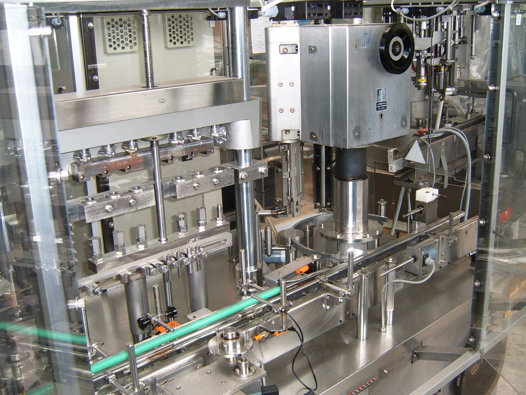 Bosch VSR F01 Vial filling machine - Exapro