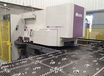 Muratec M2558T Punching machine / nibbling machine with CNC