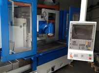 Auerbach fbe1200 vertical milling machine
