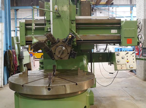 Torno vertical Webster & Bennett EV 72