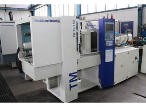 BATTENFELD TM 750-350 Injection moulding machine