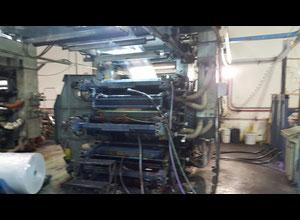 Impresora de etiquetas flexografía UTECO CORAL 675