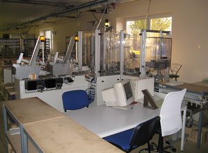 Kora Packmat VMC100 Overwrapping machine
