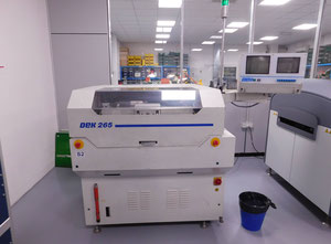 Used DEK 265GS Screen printing machine