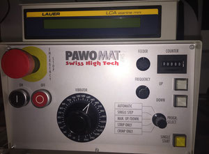 Pawomat - Swiss High Tech SMP with protection Maschine für die Energie